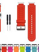 Χαμηλού Κόστους Ασύρματοι φορτιστές-ζώνη smartwatch για προσέγγιση s2 / προσέγγιση s4 Garmin σιλικόνης αθλητικών μπάντα μόδα μαλακό λουράκι καρπού
