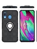 billige Samsung-tilbehør-Etui Til Samsung Galaxy Samsung Galaxy A40 (2019) / Galaxy A20e Vanntett / Støtsikker / Ringholder Bakdeksel Ensfarget Myk Plast