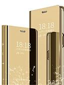 ราคาถูก เคสสำหรับโทรศัพท์มือถือ-Case สำหรับ Huawei หัวเว่ยโนวา 4 / P10 Plus / P10 Lite Shockproof / Plating / ปิด / เปิดอัตโนมัติ ตัวกระเป๋าเต็ม สีพื้น Hard พีซี