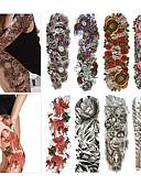 billige tatovering klistremerker-8 pcs midlertidige Tatoveringer Økovennlig / Til engangsbruk Krop / brachium / tilbake Kort Papir
