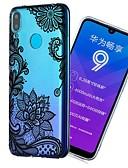 baratos Capinhas para iPhone-Caso para huawei y7 2019 / y6 (2019) à prova de choque / transparente / padrão tampa traseira flor macio tpu para huawei nova 3i / nova 4e / y7 prime (2018) / y6 2018 / y5 2017 / desfrutar 7 s