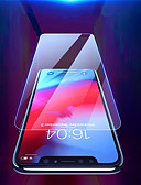 זול מגן מסך נייד-מגן מסך עבור iPhone xr xr / iPhone xs / iPhone x / iPhone xs מקס מזג זכוכית 1 מסך מול מסך המחשב High Definition (HD) / 9h קשיות / הוכחה פיצוץ