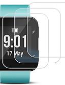 זול מגן מסך נייד-מגן מסך עבור Garmin Forerunner 35 זכוכית מחוסמת בחדות גבוהה שקוף (hd) 1 pc הוכחת שריטות / קשיות 9 שעות