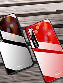 baratos Capinhas para iPhone-caso de telefone plexiglass para samsung galaxy a70 a50 à prova de choque pc espelho tampa traseira dura para samsung a40 a30 a20 a10 tpu caso borda
