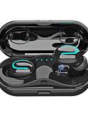 baratos Smart watch-q13 tws fones de ouvido sem fio bluetooth fone de ouvido mini verdadeiro fone de ouvido intra-auriculares fone de ouvido com microfone para ios android telefone