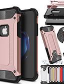 Χαμηλού Κόστους Θήκες iPhone-αδιάβροχο τηλέφωνο κάλυψης περίπτωση για iphone app iphone xs iphone x ελαστικό θώρακας υβριδικό pc σκληρό εξώφυλλο για iphone 8 plus iphone 8 iphone 7 plus iphone 7 iphone 6 plus iphone 6 σιλικόνης