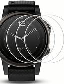 ราคาถูก ฟิล์มกันรอยสำหรับนาฬิกาอัจฉริยะ-ป้องกันหน้าจอสำหรับ garmin fenix 5 / fenix 5 วินาทีกระจกนิรภัยใสความละเอียดสูง (hd) รอยขีดข่วนหลักฐาน / 9 h ความแข็ง
