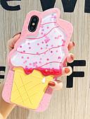 ราคาถูก เคสสำหรับ iPhone-Case สำหรับ Apple iPhone X / iPhone 7 Plus / iPhone 7 Shockproof ปกหลัง การ์ตูน Soft TPU