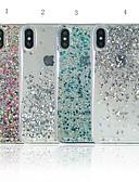 baratos Capinhas para iPhone-Caso para apple iphone xr / iphone xs brilho máximo brilho / tampa traseira à prova de choque brilho brilho macio tpu para iphone 6 / iphone 6 plus / 7 / 7pius / 8 / 8pius / x / xs