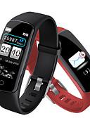 cheap Men's Tees & Tank Tops-VN01 Smart Band IP67 waterproof Watch Fitness bracelet Blood Pressure Heart Rate Monitor Activity Tracker wristband Smart Wristban