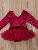 זול שמלות לתינוקות-מקשה אחת One-pieces שרוול ארוך אחיד בנות תִינוֹק