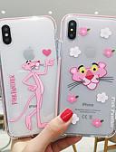 baratos Capinhas para iPhone-Capinha Para Apple iPhone 11 / iPhone 11 Pro / iPhone 11 Pro Max Estampada Bolsa Animal Macia TPU
