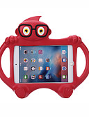 Χαμηλού Κόστους iPad περίπτωση-tok Για Apple iPad Νέος Αέρα (2019) / iPad Air / iPad (2018) Ασφαλής για παιδιά Πίσω Κάλυμμα Μονόχρωμο / Κινούμενα σχέδια 3D EVA / iPad (2017)
