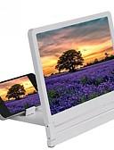 olcso Tartók-új mobiltelefon képernyő nagyító szem védelem kijelző 3d videó képernyő erősítő összecsukható kibővített állvány tartó