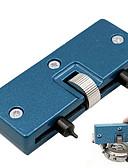 Χαμηλού Κόστους Αξεσουάρ Ρολογιών-δύο γάντια παρακολουθούν το εργαλείο αλλαγής μπαταρίας για την περιστροφή του πίσω καλύμματος