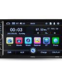billige Skjermbeskytter for Samsung-hevxm 7010plus 7 tommers 2 din bil mp5-spiller berøringsskjerm / innebygd Bluetooth / radio for universell Bluetooth-støtte rm / rmvb / mp4 mp3 / wav / ogg jpg
