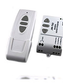 Χαμηλού Κόστους Καλώδια & Φορτιστής-Smart Switch JW-T02 για Καθημερινά / Σαλόνι / Για Υπαίθρια Χρήση Τηλεκατευθυνόμενος / Εύκολη εγκατάσταση Τηλεχειριστήριο Ασύρματη 220 V
