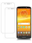 billige Andre telefonsaker-MotorolaScreen ProtectorMoto E5 Plus Høy Oppløsning (HD) Skjermbeskyttelse 2 Stk. Herdet Glass