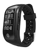 baratos Smart watch-S908 smart watch à prova d 'água ip68 monitor de freqüência cardíaca lembrete sedentário smart sport band gps smartband conectar ios android