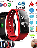 baratos Smart watch-Qs04 smart watch qs80plus rastreador de fitness rastreador de pressão arterial monitor de freqüência cardíaca smartband