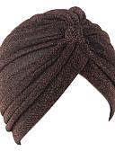 ราคาถูก หมวกสตรี-Yiwu pby_02wb สดใสผ้าไหมโพลีเอสเตอร์หมวกอินเดียชายและหญิงตะวันออกกลางมุสลิมหมวกผ้าโพกหัวสีม่วง