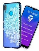 billige iPhone-etuier-etui til huawei y7 2019 / y6 (2019) støtsikker / gjennomsiktig / mønster bakdeksel blomster myk tpu til huawei nova 3i / nova 4e / y7 prime (2018) / y6 2018 / y5 2017 / nyt 7s