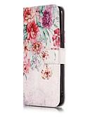 baratos Cases & Capas-Capinha Para Samsung Galaxy A5 (2017) Antichoque / Anti-poeira / Flip Capa Proteção Completa Cenário / Desenho Animado Rígida PU Leather