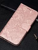 Χαμηλού Κόστους Θήκες iPhone-tok Για LG LG V40 / LG Stylo 4 / LG Stylo 5 Πορτοφόλι / Θήκη καρτών / με βάση στήριξης Πλήρης Θήκη Λουλούδι Σκληρή PU δέρμα