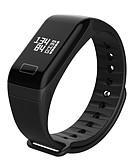 povoljno Pametni satovi-Smart Satovi Šiljci za meso Moderna Sportski Silikon 30 m Vodootpornost Heart Rate Monitor Bluetooth Šiljci za meso Ležerne prilike Outdoor - Crn Plava Crvena