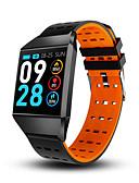 billige Andre kabler-w1c smartwatch Bluetooth fitness tracker support varsle / pulsmåler sports smartklokke for samsung / iphone / android telefoner