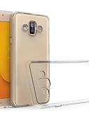 ราคาถูก เคสสำหรับโทรศัพท์มือถือ-Case สำหรับ Samsung Galaxy J5 Prime / J5 (2017) / J5 (2016) Ultra-thin / Transparent ปกหลัง โปร่งใส Soft TPU
