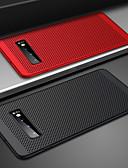 billiga Samsung-tilbehør-ultra slim telefonväska till Samsung Galaxy S10 plus s10e s10 ihåliga värmeavlöpningsväskor hård pc för samsung s9 plus s9 s8 plus s8 s7 kant s7 bakre kåpa s10 plus