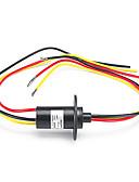 baratos Protetores de Tela para iPhone-Anel deslizante do fio de 90 ampères 3 para alternadores do ímã permanente das turbinas do gerador de vento& pmgs