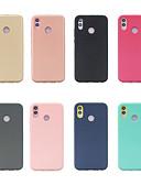 baratos Capinhas para Huawei-Capinha Para Huawei Huawei Honor 8X Áspero Capa traseira Sólido Rígida PC