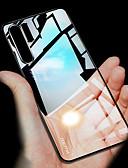 baratos Capinhas para Huawei-Ultra fino transparente phone case para huawei p30 pro p30 lite p30 p20 pro p20 lite p20 chapeamento macio tpu capa completa de silicone à prova de choque