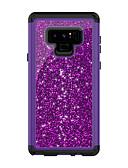 billige Samsung Case-Etui Til Samsung Galaxy Støtsikker Bakdeksel Glimtende Glitter PC