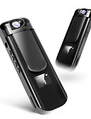 baratos Coletes-Gravador de voz e vídeo digital portátil usb recarregável hd 1080p spy cam tracer para aulas palestras reuniões entrevista