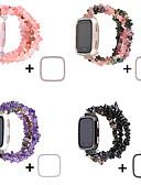 baratos Capinhas para Xiaomi-estojo com banda para fitbit versa compatibilidade cerâmica estojo com pulseira
