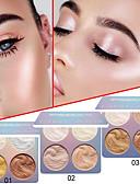 Χαμηλού Κόστους αλφαβητάρι-μάρκα cmaadu υψηλή γυαλάδα ικανότητα επισκευής σκόνη αδιάβροχο διαρκές λαμπρυντικό χρώμα δέρματος φλας σκιά ματιών