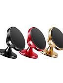 billige Samsung-tilbehør-bilmonteringsstativholder magnetisk magnetisk type / 360-beskyttelsesmetallholder