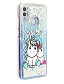 billige Etuier/deksler til Huawei-etui til huawei p20 lite huawei p30 telefonveske tpu materiale malt mønster kviksand telefonveske til huawei p30 lite