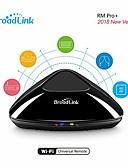 Χαμηλού Κόστους Ανοξείδωτο Ατσάλι-broadband rm pro + rm mini3 wifi smart home τηλεχειριστήριο IR πομπός rf καθολικός ελεγκτής wifi έλεγχος συμβατός για apple appleroid smartphone αυτοματοποίηση έξυπνες εργασίες με alexa