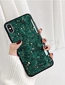 ราคาถูก เคสสำหรับโทรศัพท์มือถือ-Case สำหรับ Samsung Galaxy S9 / S9 Plus / S8 Plus Dustproof / Pattern ปกหลัง Marble TPU