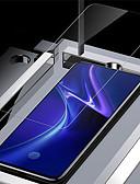 זול מגן מסך נייד-מגן מסך עבור huawei honor 9x / 9x זכוכית מחוסמת פרו 1 pc מגן מסך קדמי בחדות גבוהה (hd) / 9 h קשיות / הוכחת פיצוץ
