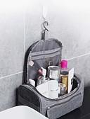 billige MacBook-tilbehør-Reiseveske / Toalettveske til reisen Multifunksjonell / Bærbar / Reiseoppbevaring til Oxfordtøy / Terylene 27*15*15 cm Unisex Reise