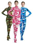 Χαμηλού Κόστους Βάσεις και κάτοχοι Smartwatch-Εμπριμέ Στολές Zentai Στολές Ηρώων Στολή γάτας Ενηλίκων Σπαντέξ Λύκρα Στολές Ηρώων Ανδρικά Γυναικεία Σμαραγδένιο / Μπλε / Ροζ καμουφλάζ Halloween Απόκριες Μασκάρεμα / Κοστούμια / Υψηλή Ελαστικότητα
