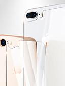 Χαμηλού Κόστους Βρεφικά φορέματα-πίσω προστατευτικό οθόνης για το iphone 6 / 6s / 6s plus / 7/7 συν / 8/8 συν προστατευτικό πίσω μέρος υψηλής ανάλυσης (hd) 1 pc γυαλί