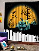 baratos Protetores de Tela para iPhone-Estilo thai fácil instalação cortinas forte terceira dimensão cortina pronto feito espessamento cortina blackout para sala de estar quarto