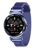 baratos Smart watch-H2 banda inteligente para mulheres pressão arterial monitor de freqüência cardíaca relógio inteligente tela colorida cor rastreador de fitness esportes pulseira
