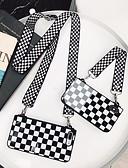baratos Capinhas para iPhone-caso para apple iphone xs / iphone xr / iphone xs max / 7 8plus / 6splus / 6 s padrão tampa traseira padrão geométrico tpu